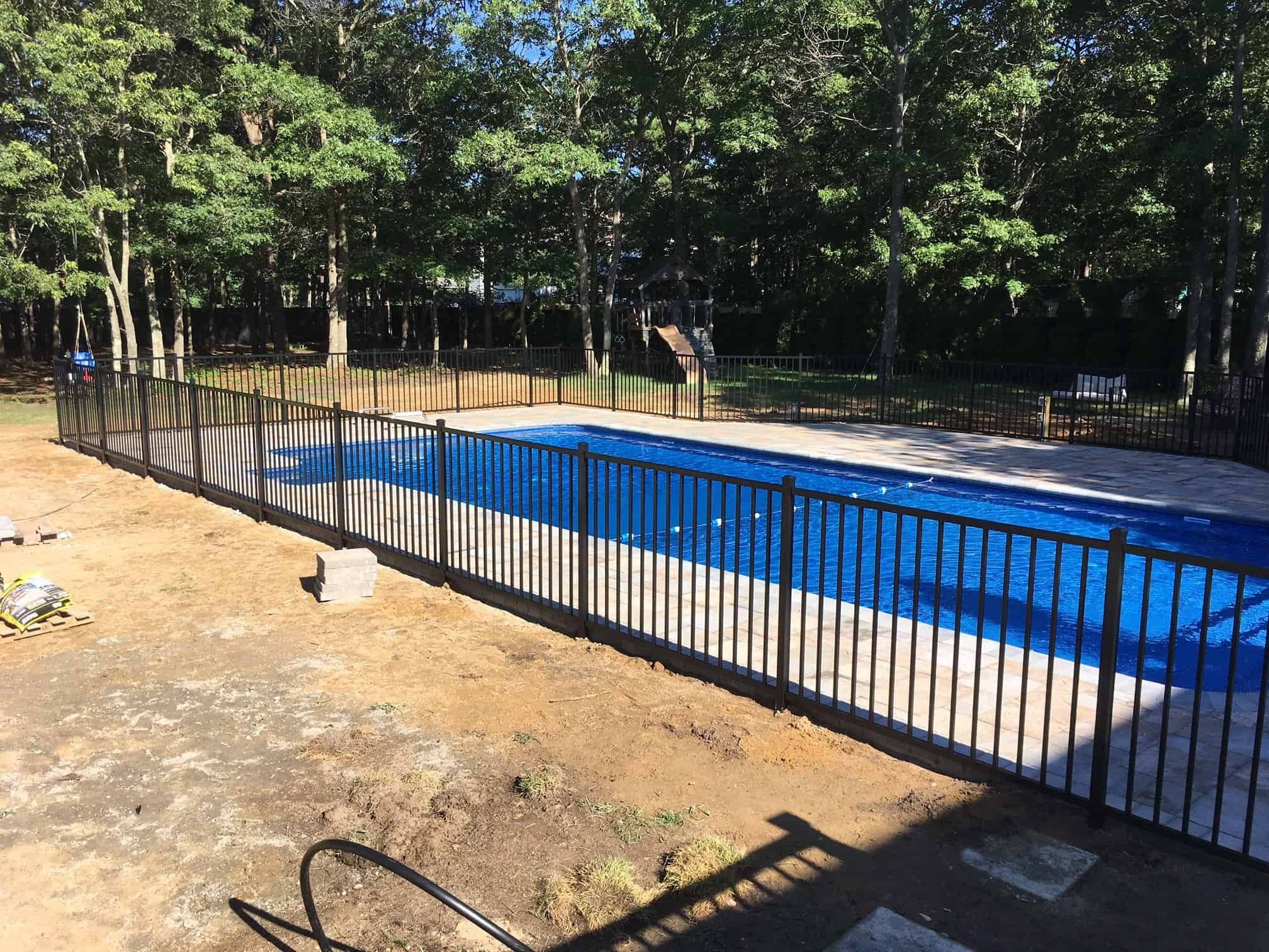 Long Island Fence Company Exclusive Fence