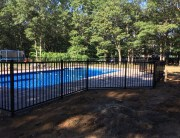 pool fence long island